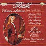 Handel: Chandos Anthems, Vol. 3 (CD)