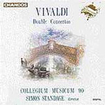 Vivaldi: Double Concertos (CD)