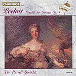 Leclair: String Sonatas (CD)