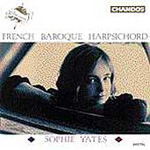 French Baroque Harpsichord Works (CD)
