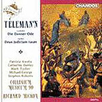 Telemann: Vocal Works (CD)