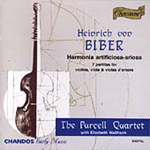Biber: Harmonia artificiosa-ariosa (CD)