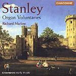 Stanley: Voluntaries (CD)