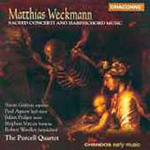 Weckmann: Sacred Concerti (CD)