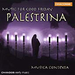 Palestrina: Music for Good Friday (CD)