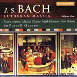 Bach: Lutheran Masses, Volume 2 (CD)