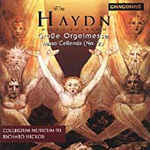 Haydn: Missa in honorem BVM; Missa Cellensis No 2, 'Mariazeller Messe' (CD)