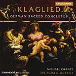 German Sacred Concertos (CD)