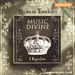 Tomkins: Book of Songs (CD)