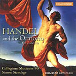 Handel and the Oratorio for Concerts (CD)