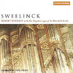 Sweelinck: Keyboard Works (CD)