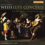 Weiss: Lute Concerti (CD)