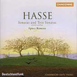 Hasse: Chamber Works (CD)