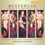 Buxtehude: Cantatas, Vol 2 (CD)