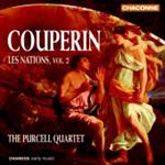 Produktbilde for Couperin: Les Nations, Vol 2 (CD)