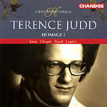 Terence Judd - Piano Recital (CD)