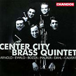 Works for Brass Quintet (CD)