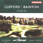 Bainton; Clifford: Orchestral Works Vol 2 (CD)