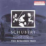 Schubert: Piano Trio 1 & 2 (CD)