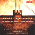 Picker: Orchestral Works (CD)