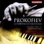 Prokofiev: Complete Cello and Piano Works (CD)