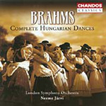 Brahms: Complete Hungarian Dances (CD)