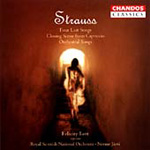 Strauss, R: Four Last Songs (CD)