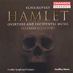 Tchaikovsky: Hamlet incidental music (CD)