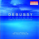 Debussy: Orchestral Works and Songs (CD)