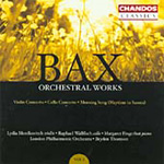 Bax: Orchestral Works Volume 1 (CD)