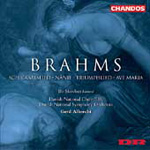 Brahms: Works for Chorus and Orchestra (CD)
