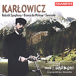 Karlowicz: Orchestral Works (CD)