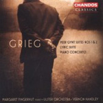 Grieg: Piano Concerto; Peer Gynt Suites (CD)