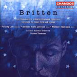 Britten: Song Cycles (CD)