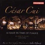 Cui: A Feast in Time of Plague (CD)