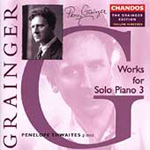 Grainger: Solo Piano Works, Vol 3 (CD)