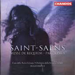 Saint-Saens: Messe de Requiem (CD)