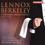 Berkeley, L: A Dinner Engagement (CD)