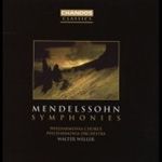 Mendelssohn: Symphonies; The Hebrides, Op 26 (CD)