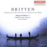 Britten: Cello Symphony; Death in Venice Suite (CD)