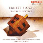 Bloch: Sacred Service (CD)