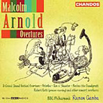 Arnold: Overtures (CD)