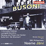 Busoni: Orchestral Works, Vol 2 (CD)