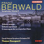 Berwald: Symphonies, Vol 2 (CD)