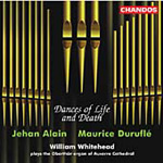 Alain, J; Duruflé: Organ Works (CD)