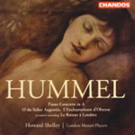 Hummel: Piano Concerto in A; Le Retour à Londres (CD)