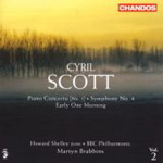 Scott, C: Orchestral Works, Vol 2 (CD)