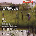 Janácek: Orchestral Works (CD)