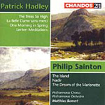 Hadley; Sainton: Choral and Orchestral Works (CD)