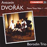 Dvorák: Piano Trios (CD)